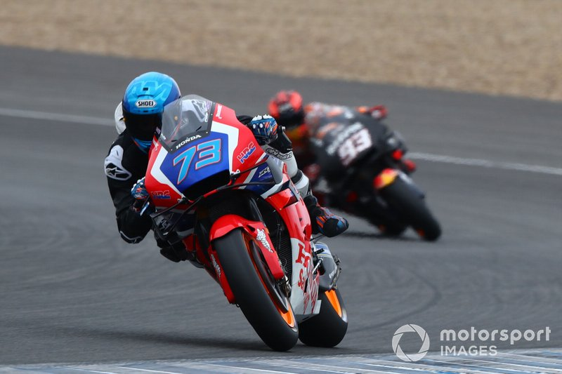Alex Márquez and Marc Márquez, Repsol Honda Team