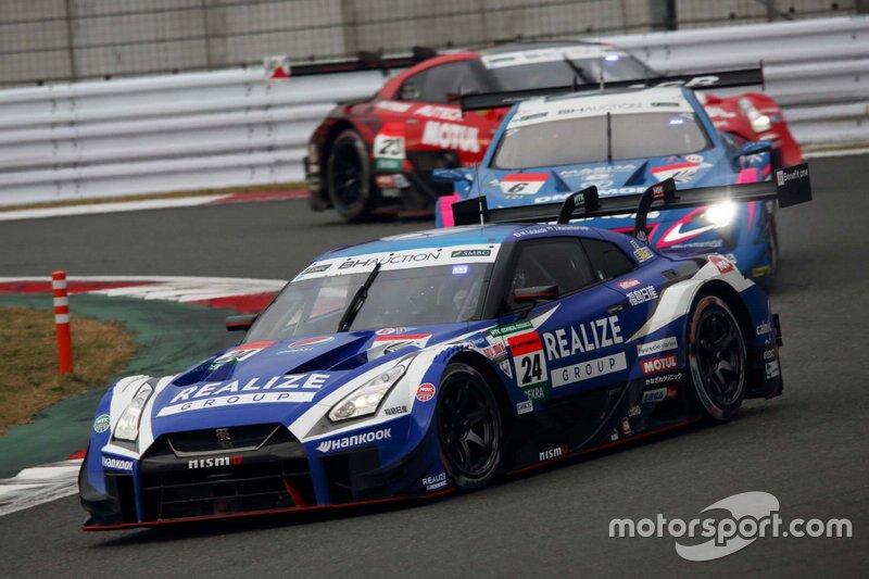 Mitsunori Takaboshi, Kondo Racing Nissan GT-R NISMO GT500