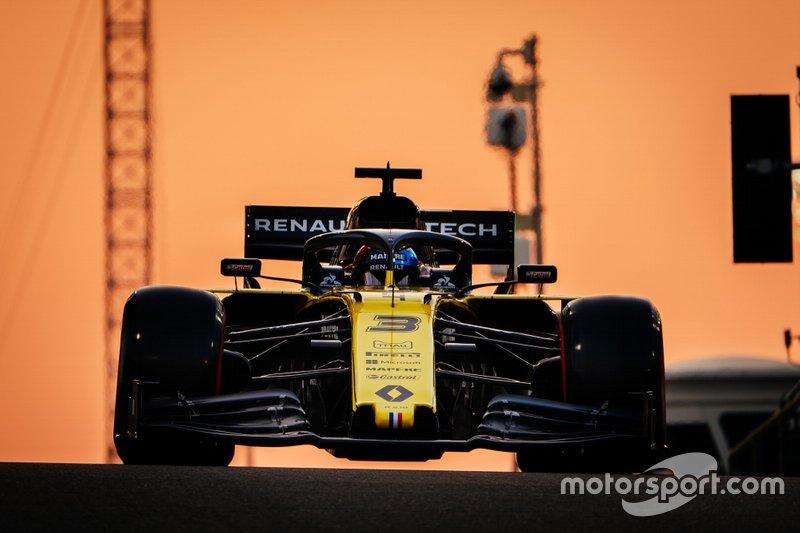 №3. Даниэль Риккардо, Renault