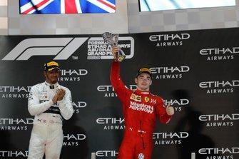 Charles Leclerc, Ferrari, 3rd position