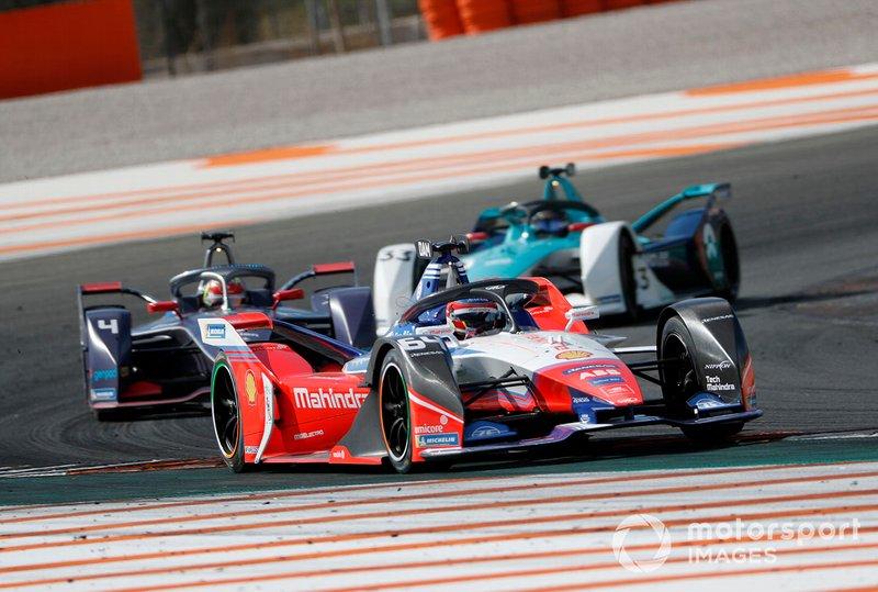 Jérôme d'Ambrosio, Mahindra Racing, M6Electro =, Robin Frijns, Envision Virgin Racing, Audi e-tron FE06, Ma Qinghua, NIO 333, NIO FE-005