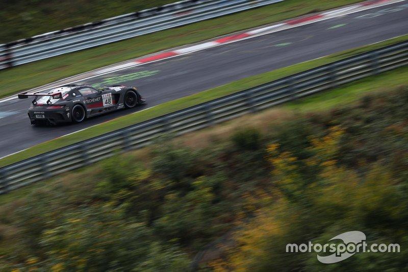 #48 Mercedes-AMG Team Mann Filter Mercedes-AMG GT3: Lance David Arnold, Tim Scheerbarth, Edoardo Mortara