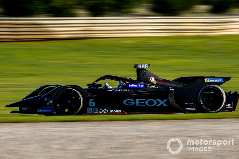 Brendan Hartley, GEOX Dragon, Penske EV-4