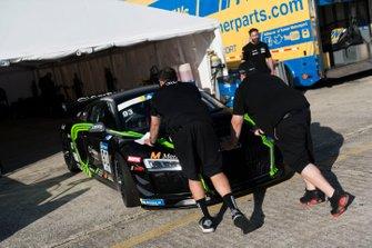 #93 CarBahn with Peregrine Racing Audi R8: Tyler McQuarrie, Jeff Westphal