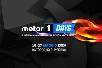 Logo Motor1 Days