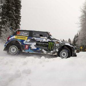 Riku Tahko, Markus Soininen, Mini Cooper S R4