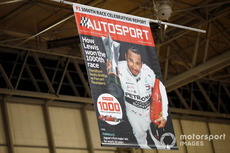 A historic Autosport cover to make the 70th year of publication