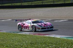 #351 Ferrari 488 Challenge, Ferrari of Ft. Lauderdale: Claude Senhoreti