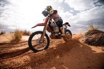 #45 KTM: Calheine Perry