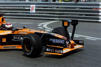 Jos Verstappen, Arrows A22