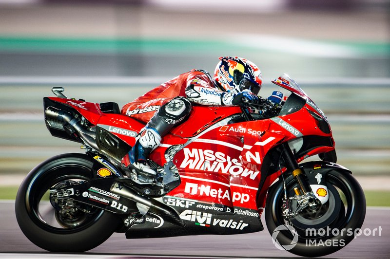 04 - Andrea Dovizioso, Ducati Team