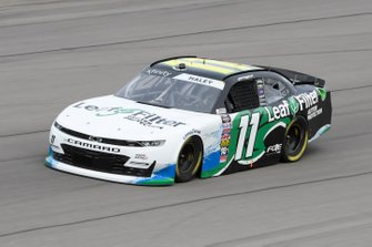 Justin Haley Looks Forward To Having Elliott Sadler As A