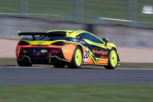 #20 Balfe Motorsport McLaren 570S GT4: Graham Johnson, Michael O'Brien