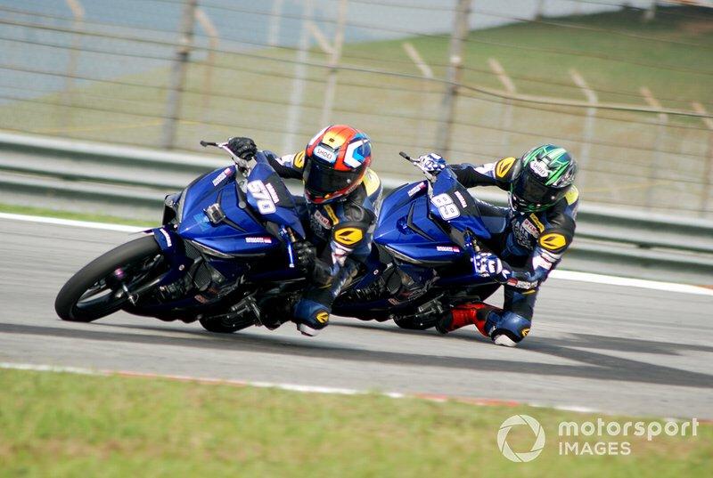 Aldi Satya Mahendra dan Wahyu Nugroho, Yamaha Racing Indonesia