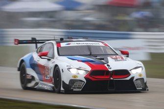 #25 BMW Team RLL BMW M8 GTE, GTLM: Tom Blomqvist, Connor De Phillippi, Colton Herta