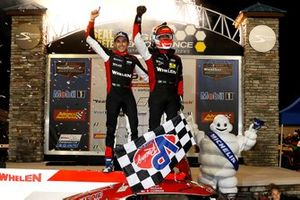 Race winners #31 Action Express Racing Cadillac DPi: Felipe Nasr, Eric Curran, Pipo Derani