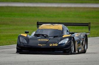 #230 FP1 Corvette Daytona Prototype driven by William Hubbell & Dennis Trebing of Hubbell Racing