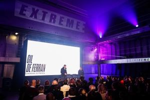 Alejandro Agag, CEO, Formula E and Gil De Ferran Extreme E CEO