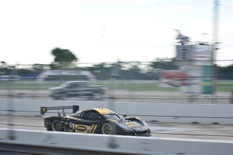 #230 FP1 Corvette Daytona Prototype driven by William Hubbell, Dennis Trebing, & Eric Curran of Hubbell Racing