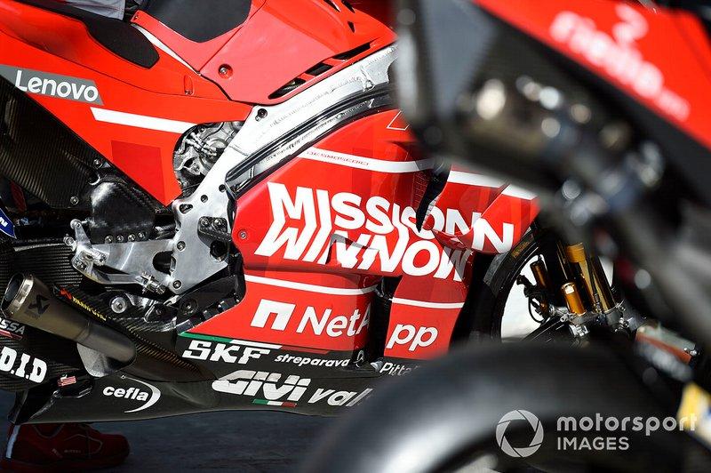 Мотоцикл Ducati