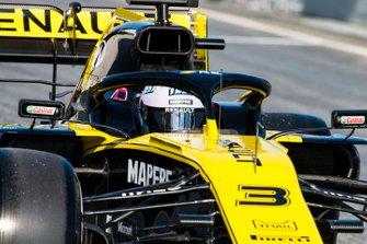Daniel Ricciardo, Renault R.S.19