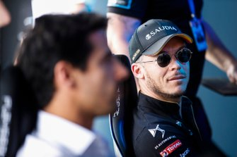Andre Lotterer, DS TECHEETAH, in the eRace qualifying