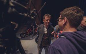 Mike Leitner, KTM Team Manager, KTM Team presentación