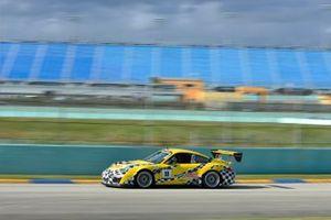 #10 MP1B Porsche GT3 Cup driven by Bart Collins & Danny Von Dongen of MCR Racing