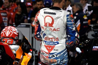 После аварии: Джек Миллер, Alma Pramac Racing