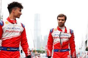 Pascal Wehrlein, Mahindra Racing, Jérôme d'Ambrosio, Mahindra Racing