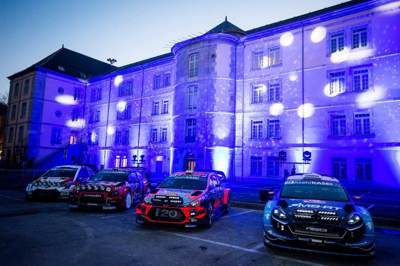 Auto a Monte Carlo