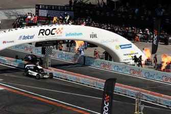 Lucas di Grassi, Johan Kristoffersson, ROC Car