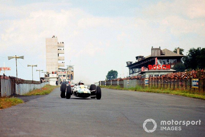 1965 Jim Clark, Lotus