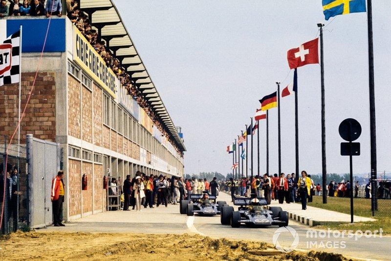 GP da Bélgica, 1972