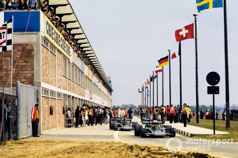 1972: 12 nagydíj – Bajnok: Emerson Fittipaldi