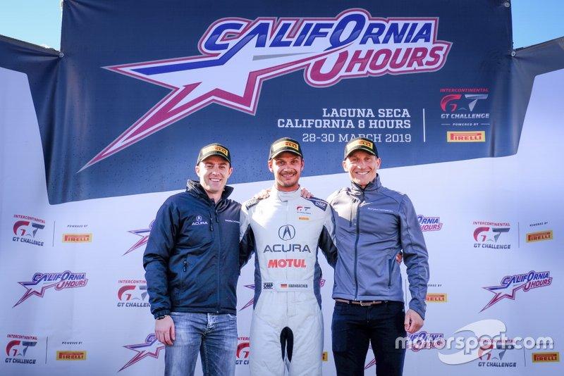 Winner Top10 qualifying: #30 Honda Team Motul Honda NSX GT3 Evo: Bertrand Baguette, Mario Farnbacher, Renger van der Zande