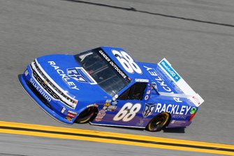 Clay Greenfield, Clay Greenfield Motorsports, Chevrolet Silverado