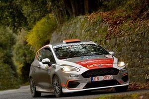 Luca Panzani, Francesco Pinelli, Ford Fiesta R2, Gass Racing