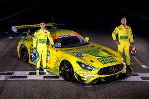Fabian Vettel, Philip Ellis, HTP Motorsport