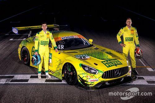 Annuncio HTP Motorsport