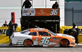 Josh Williams, DGM Racing, Chevrolet Camaro JoeFroyo / All Sports Coffee