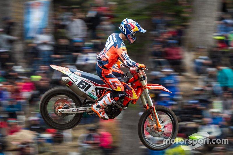 Jorge Prado, KTM Factory Racing