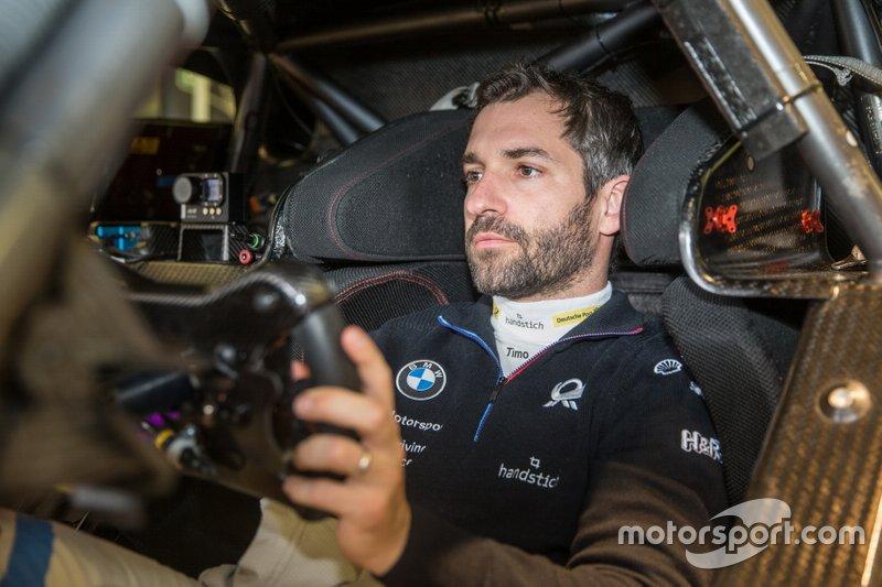 #16: Timo Glock (BMW/Deutschland)