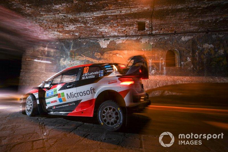 Jari-Matti Latvala, Miikka Anttila, Toyota Gazoo Racing WRT, Toyota Yaris WRC