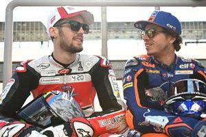 Stefano Manzi, Forward Racing, Marco Bezzecchi, Tech 3