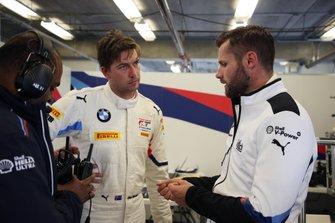 #42 BMW Team Schnitzer BMW M6 GT3: Chaz Mostert, Martin Tomczyk