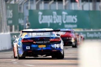 Gar Robinson, Robinson Racing Chevrolet Camao GT4