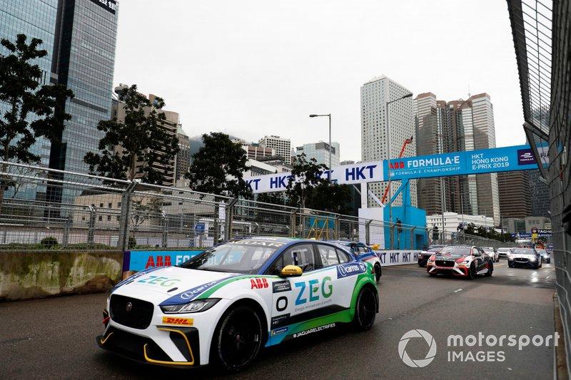 Cacá Bueno foi o quinto colocado em Hong Kong