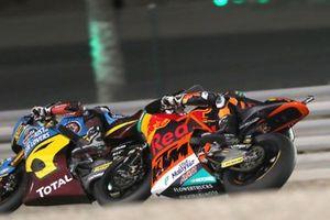 Xavi Vierge, Marc VDS Racing, Brad Binder, KTM Ajo