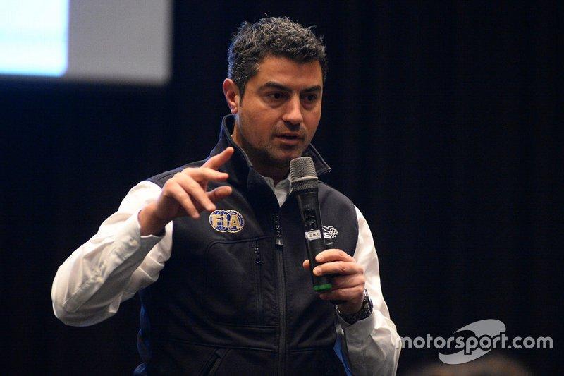 Michael Masi, Race Director